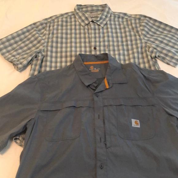 1612496aeda4 Carhartt Other - Men s Lightweight Carhartt shirts